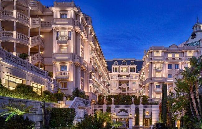 מלון Metropole Monte-Carlo