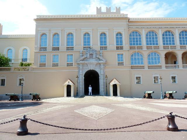 ארמון הנסיך במונקו