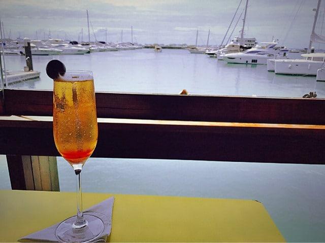 השמפניה מחכה לכם בנמל מונקו