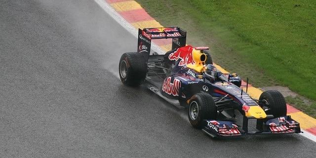 מכונית מירוץ - במירוץ הגרנד פרי מונקו במסגרת תחרות פורמולה 1