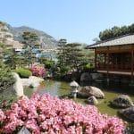 הגן היפני של מונקו – Le Jardin Japonais