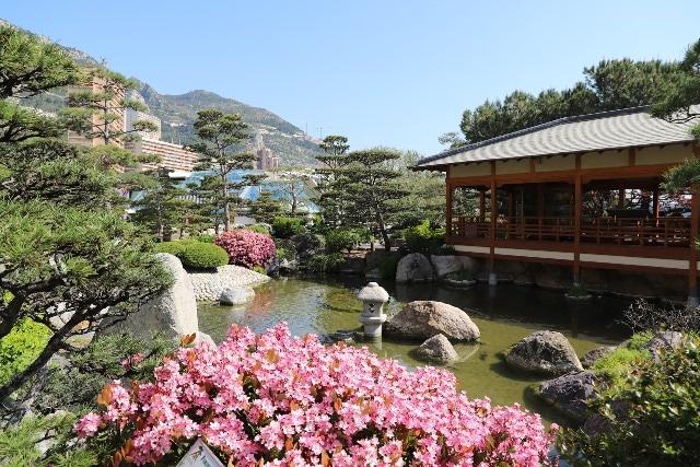 הגן היפני במונקו