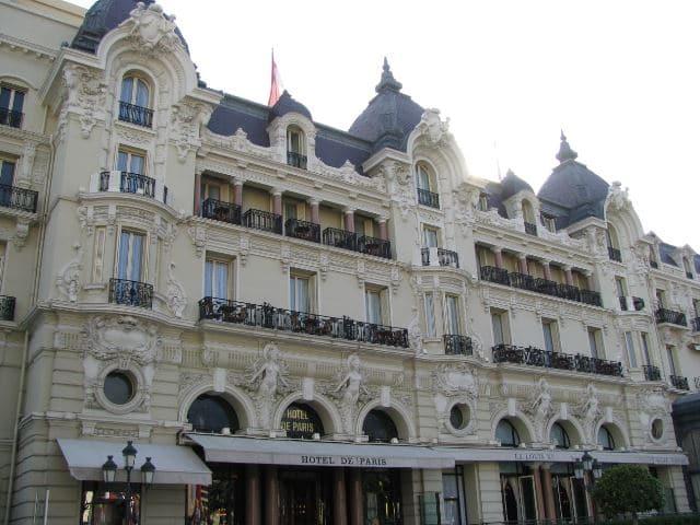 הוטל דה פריז במונקו