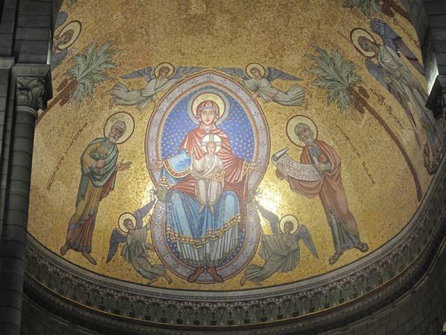 הפסיפס בקתדרלת מונקו
