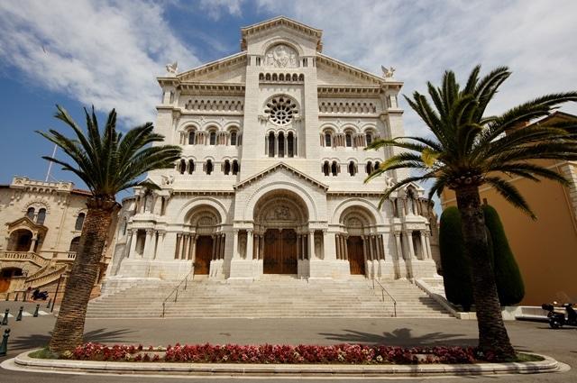 הקתדרלה של מונקו