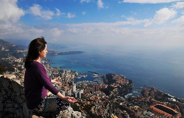 להירגע מול הנוף הכי יפה בעולם