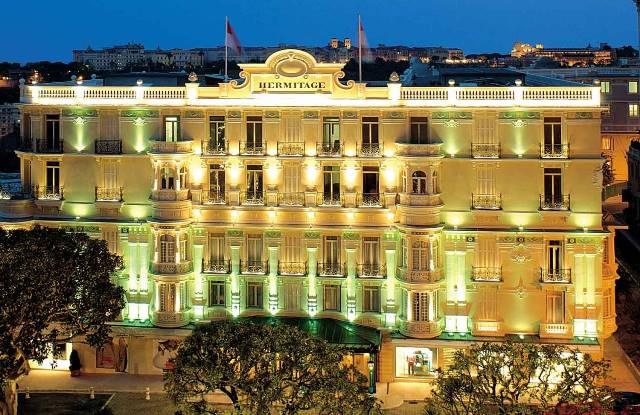 מלון הרמיטאז' במונקו