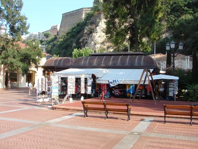 Place d`Armes - מונקו
