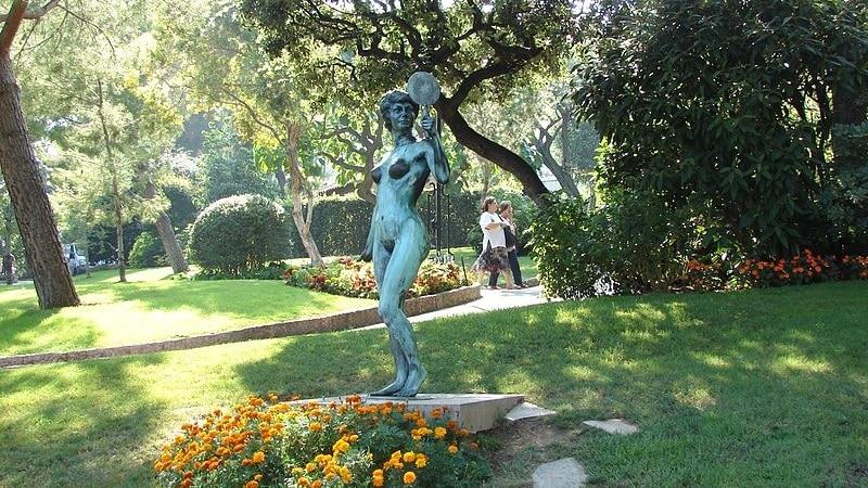 St Martin jardins - גני סן מרטין