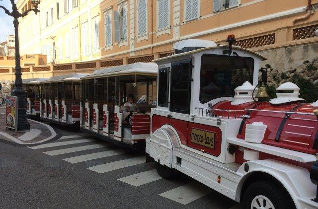הרכבת התיירותית של מונקו