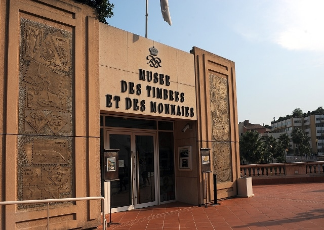מוזיאון החותמות והמטבעות במונקו