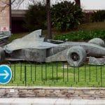 שביל הפסלים של מונקו – Chemin des Sculptures