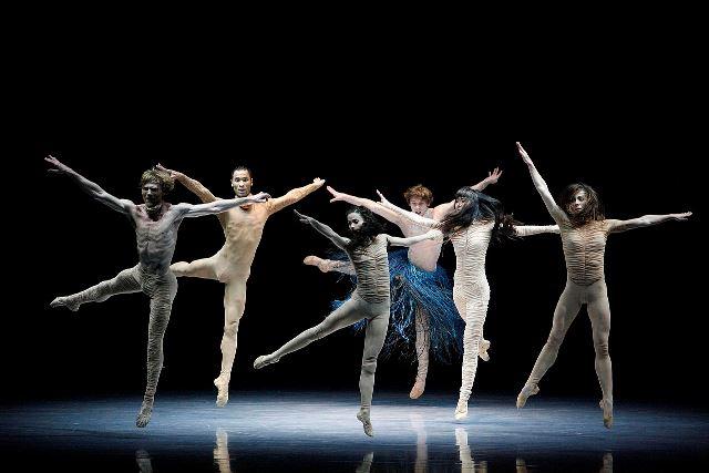 בלט מונטה קרלו מתכונן לפסטיבל Monaco Dance Forum 2018