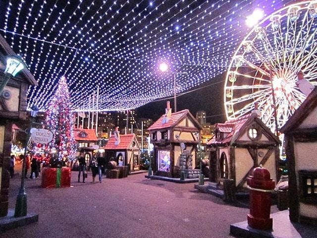 שוק חג המולד במונקו