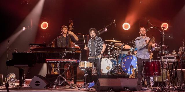 מופע ג'אז בפסטיבל אמנויות האביב של מונקו