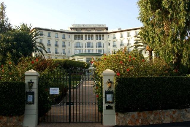 מלון Grand Hotel du Cap Ferrat בעיירה Saint Jean Cap Ferrat