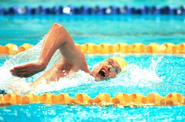 תחרות השחייה הבינלאומית במונקו במסגרת טורניר Mare Nostrum