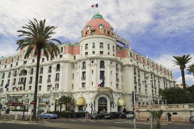 מלון LE NEGRESCO בניס