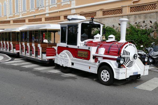 הרכבת התיירותית Monaco-Tours