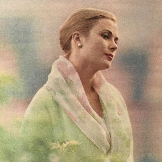 גרייס קלי - צילום של Howell Conant