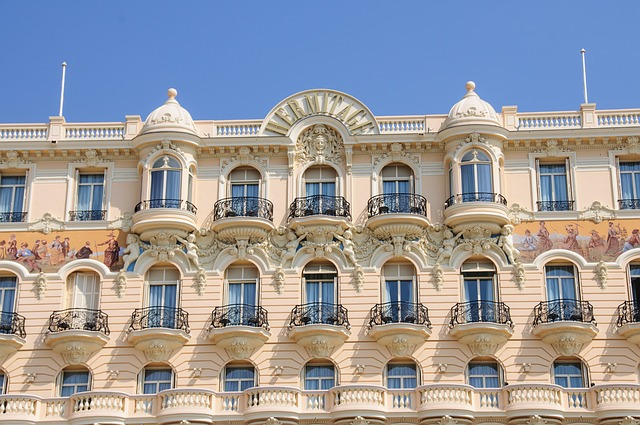מלון הרמטיאז' במונקו